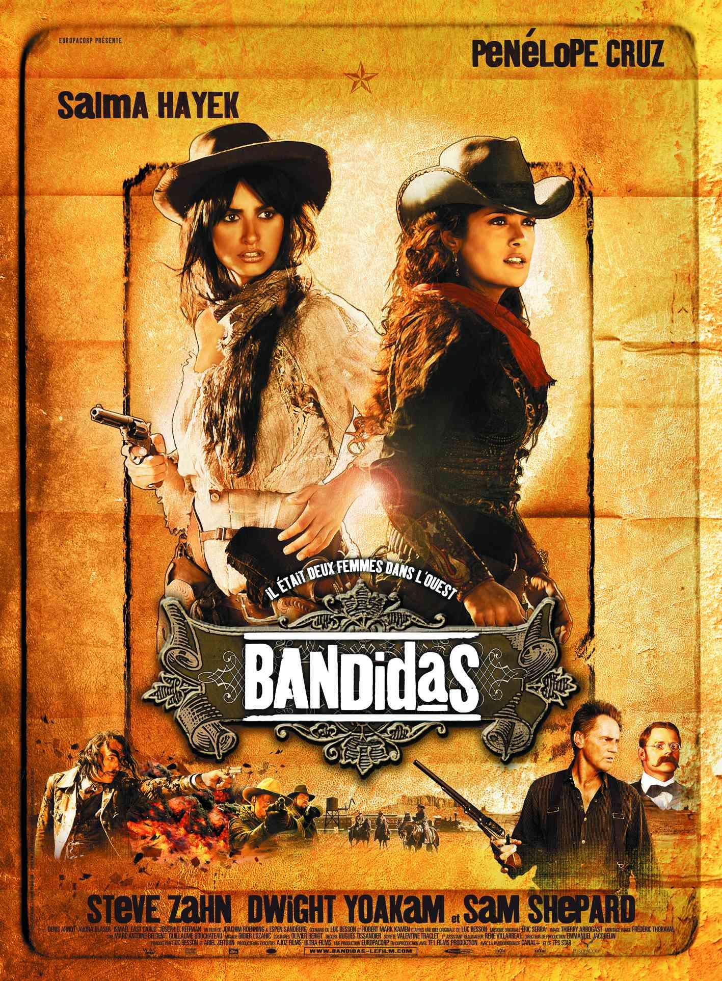 Bandidas, un duo hors la loi