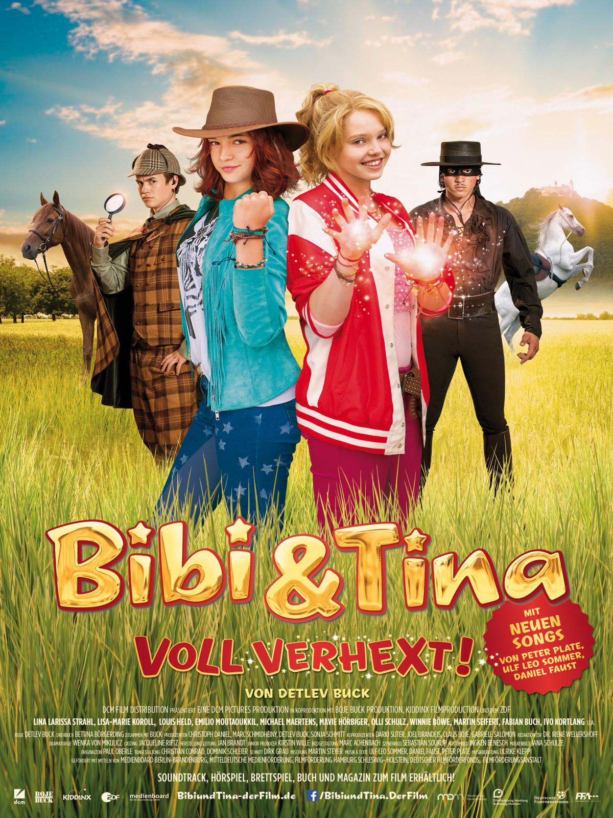 Bibi Und Tina 2 Der Ganze Film