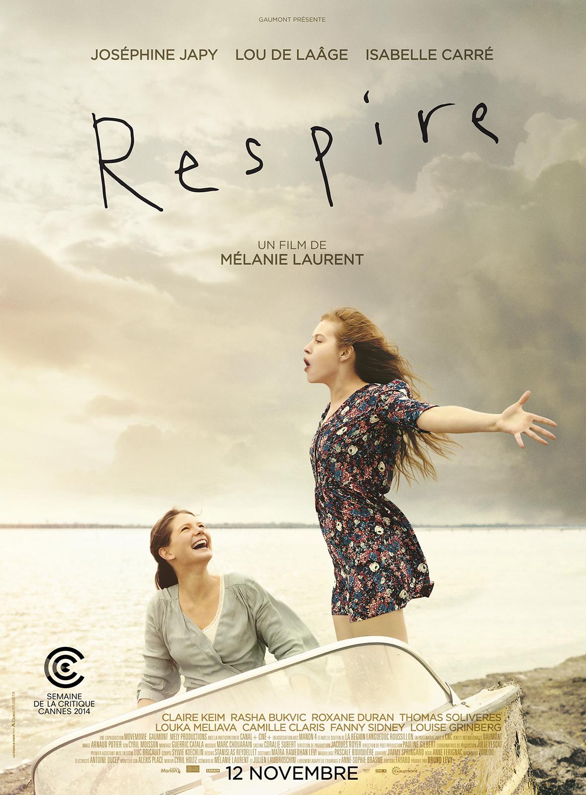 Achat Respire en DVD - AlloCiné
