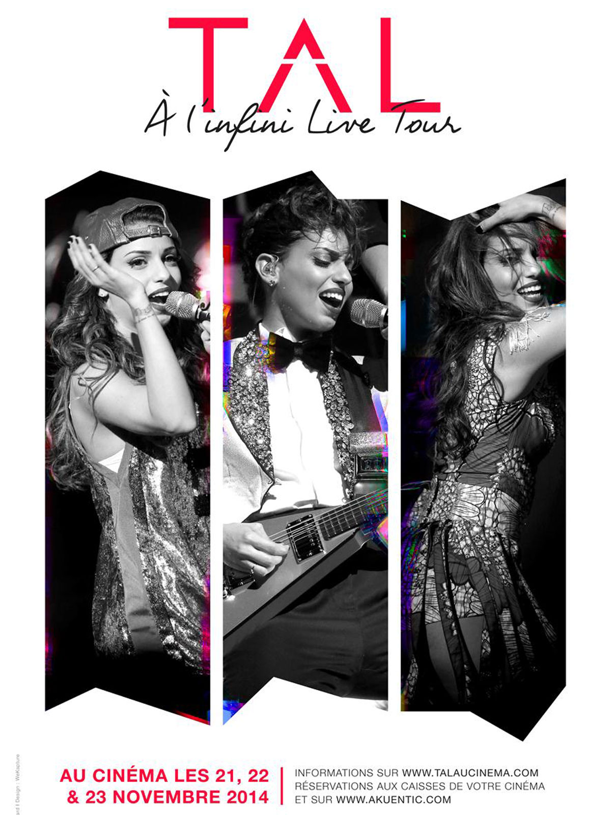 Télécharger Concert Tal - Infini Live Tour (Côté Diffusion) Gratuit DVDRIP Uptobox