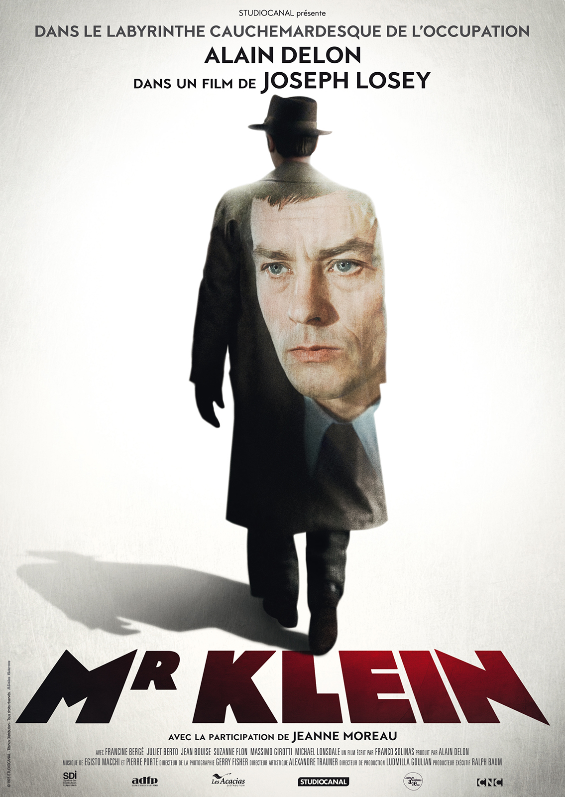 Monsieur Klein streaming