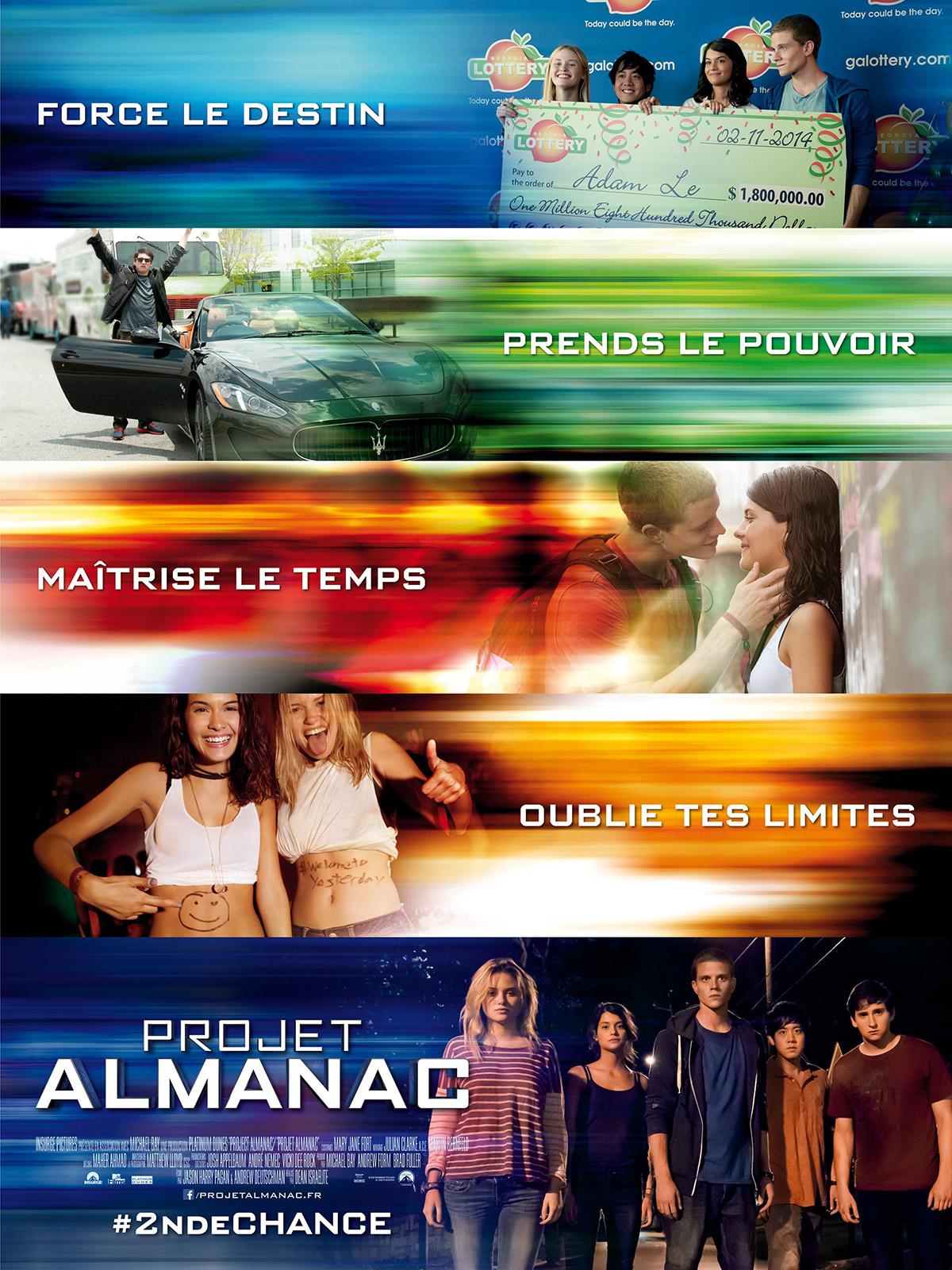 Projet Almanac