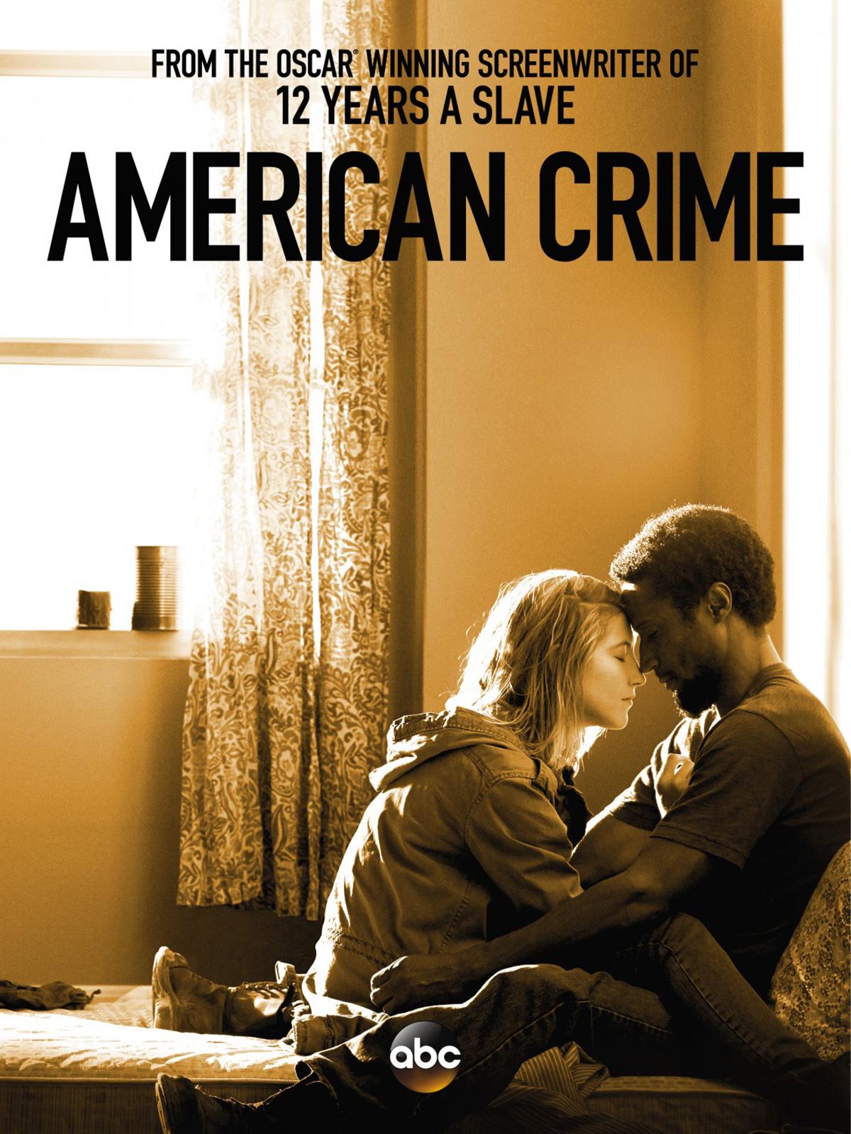 Affiche de la série American Crime
