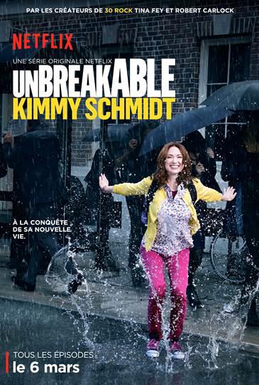 Affiche de la série Unbreakable Kimmy Schmidt