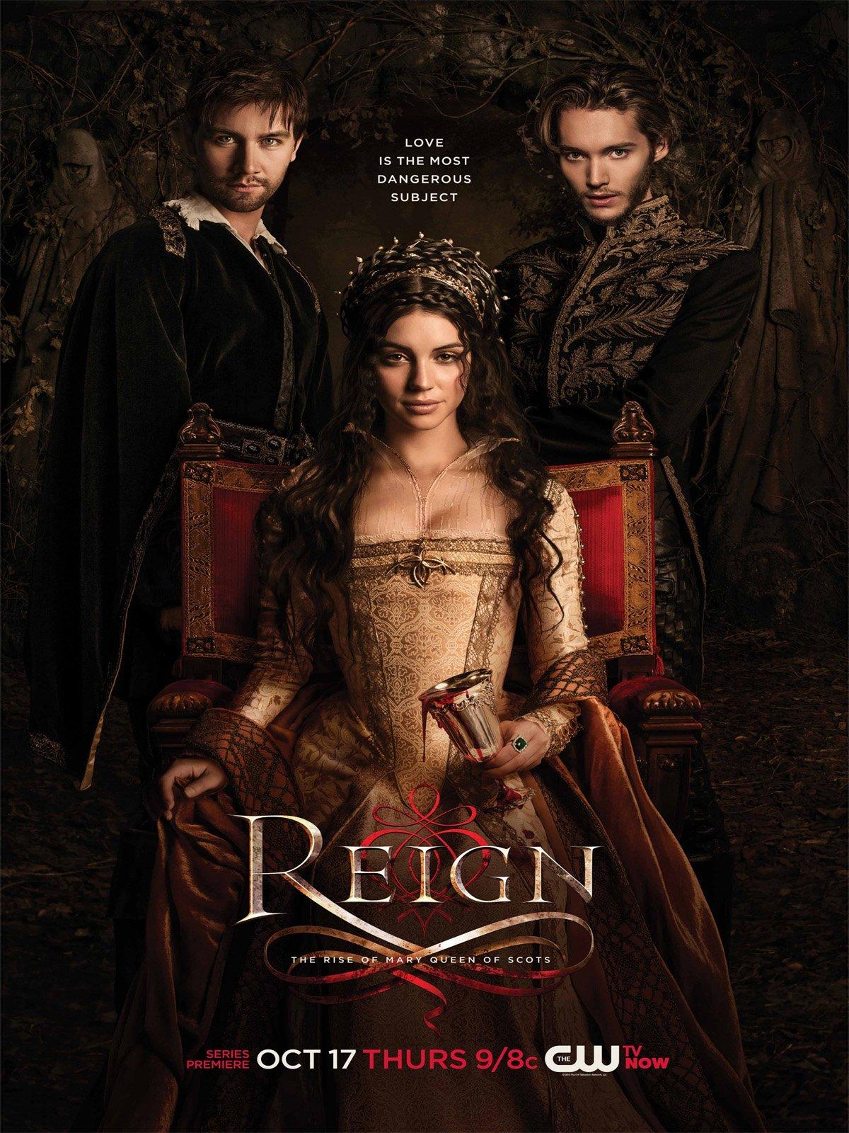 Affiche de la série Reign