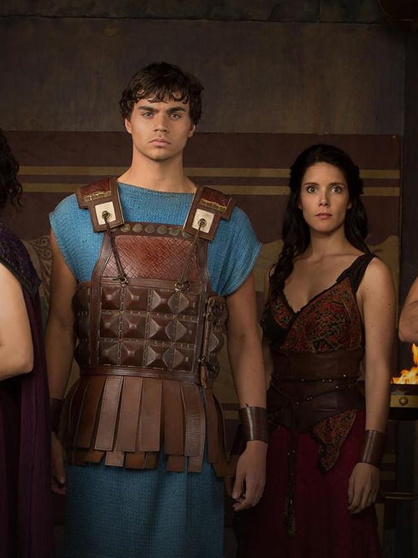 Affiche de la série Olympus