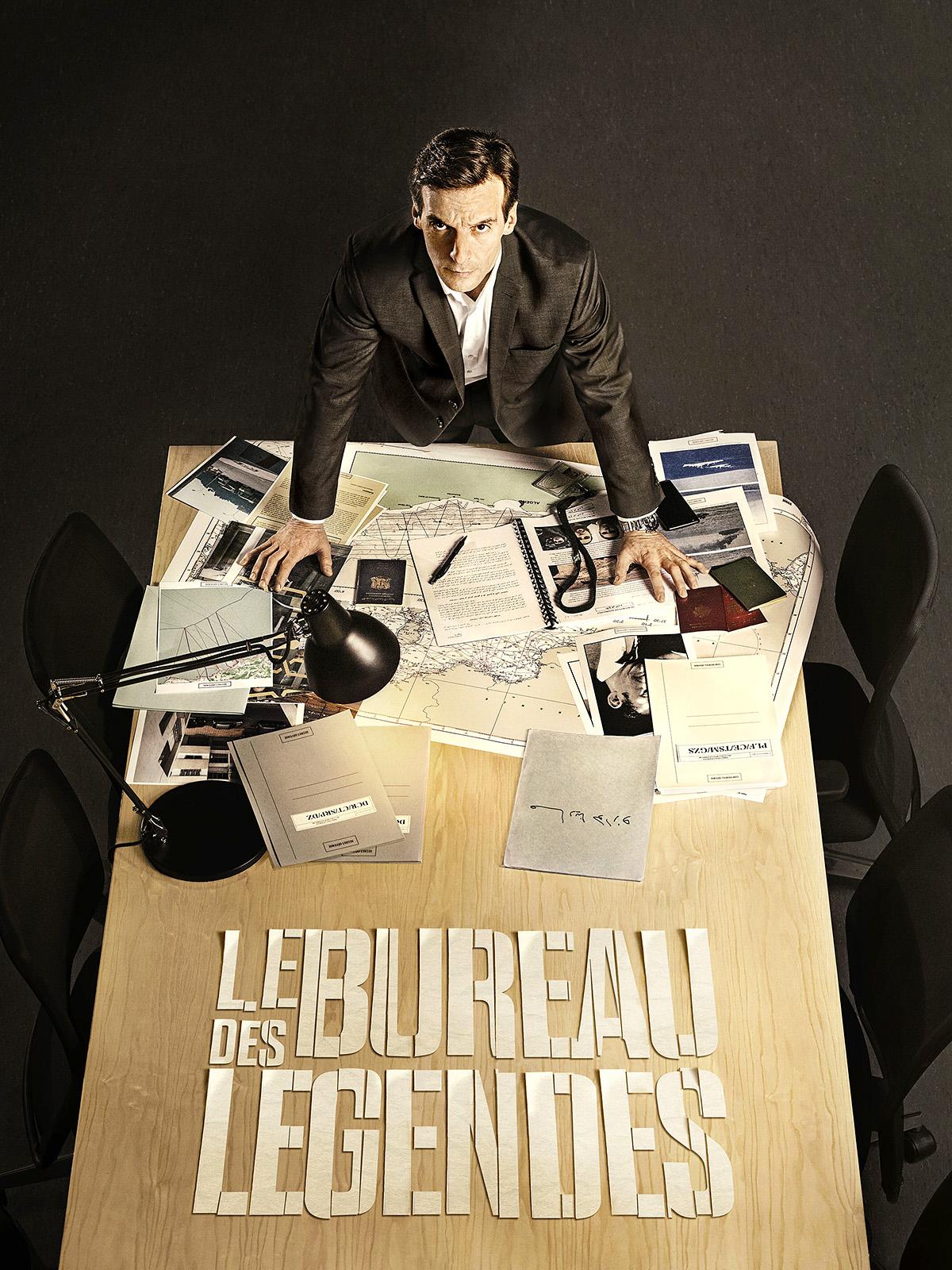 Affiche de la série Le Bureau des Légendes