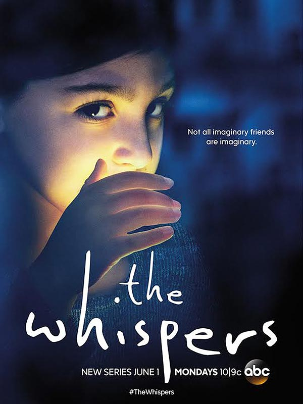 Affiche de la série The Whispers