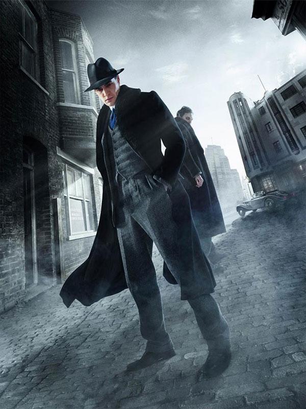 Affiche de la série Jekyll & Hyde