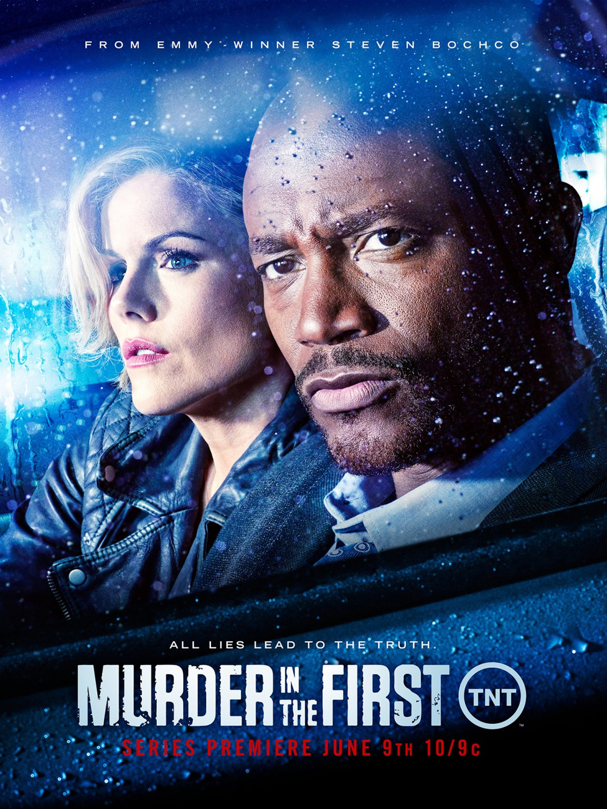 Affiche de la série Murder In The First