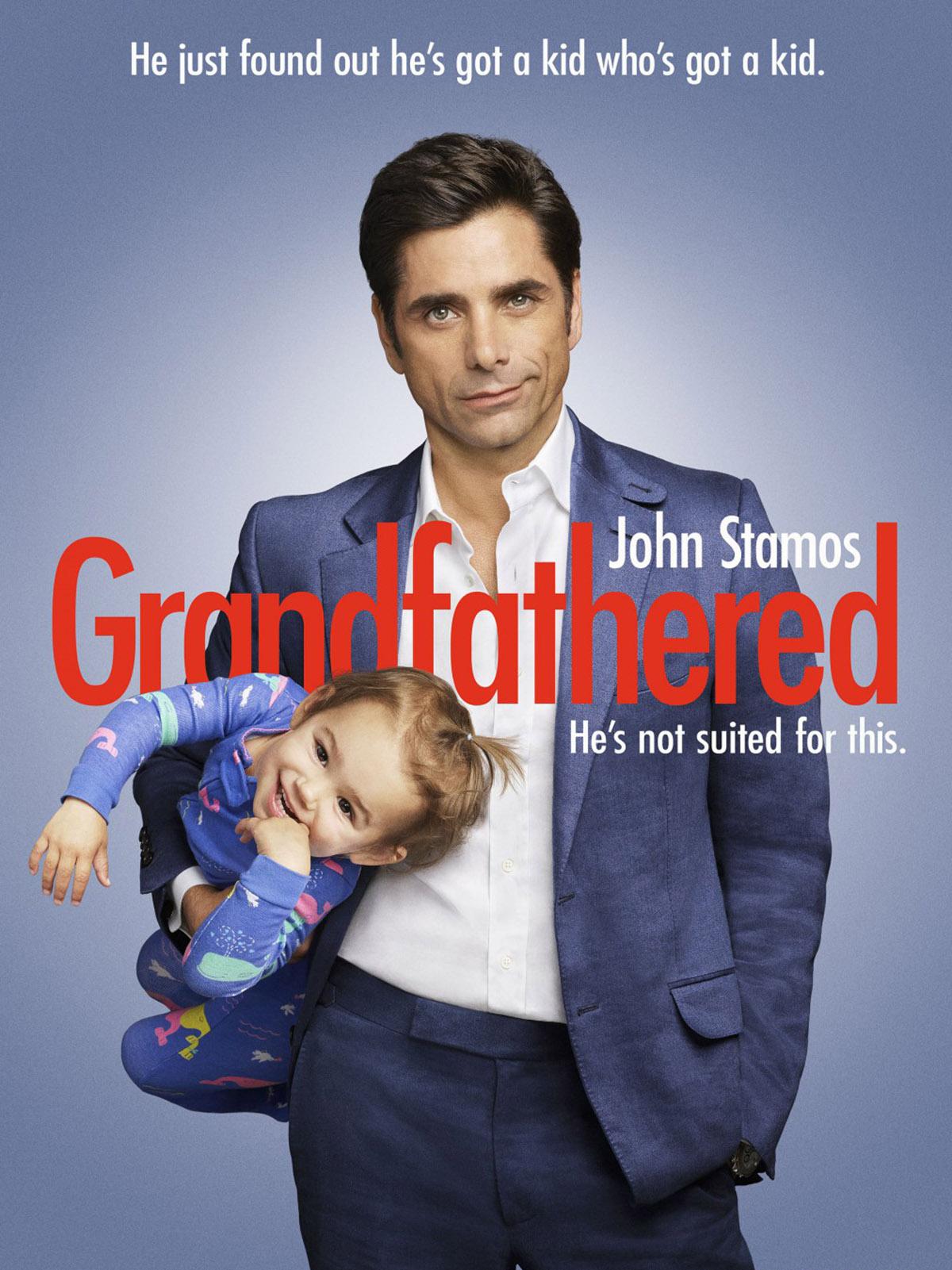Affiche de la série Grandfathered