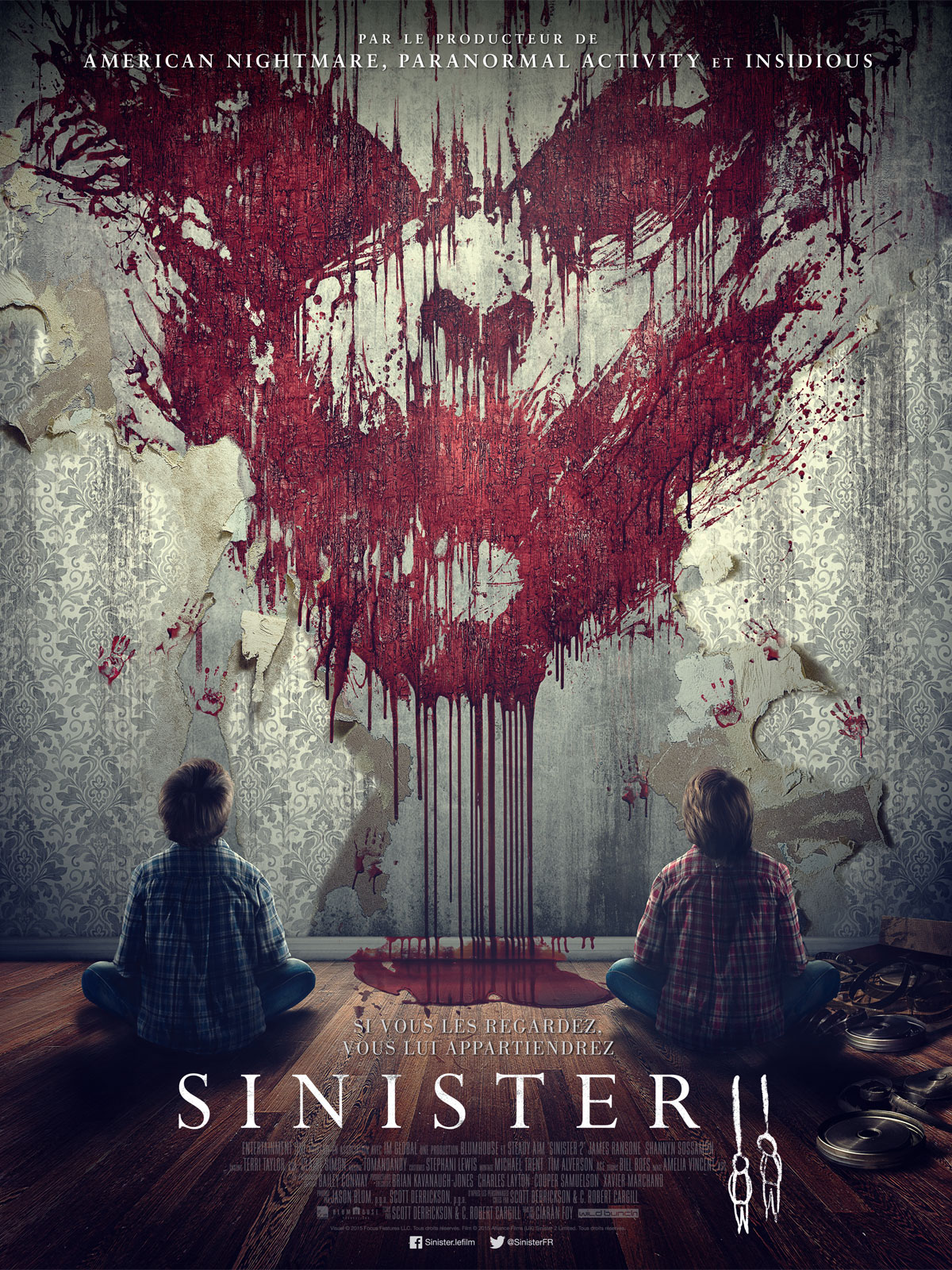 Télécharger Sinister 2 DVDRIP TUREFRENCH Uploaded