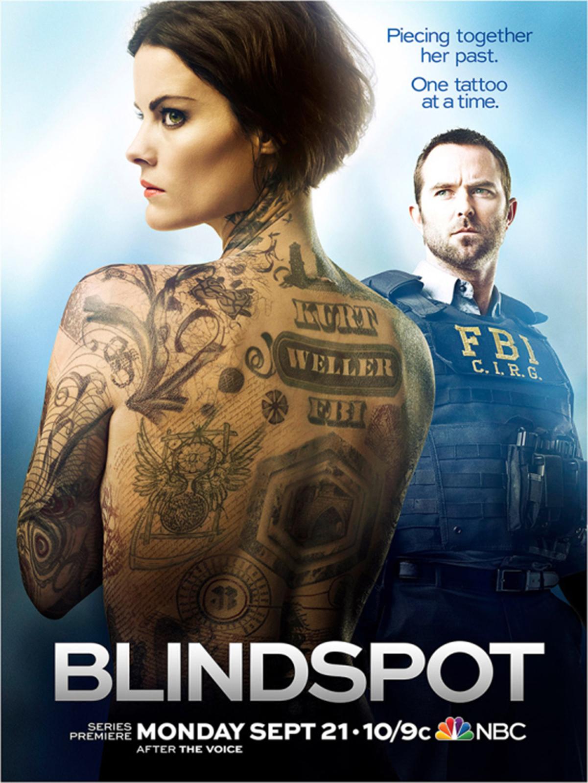 Affiche de la série Blindspot