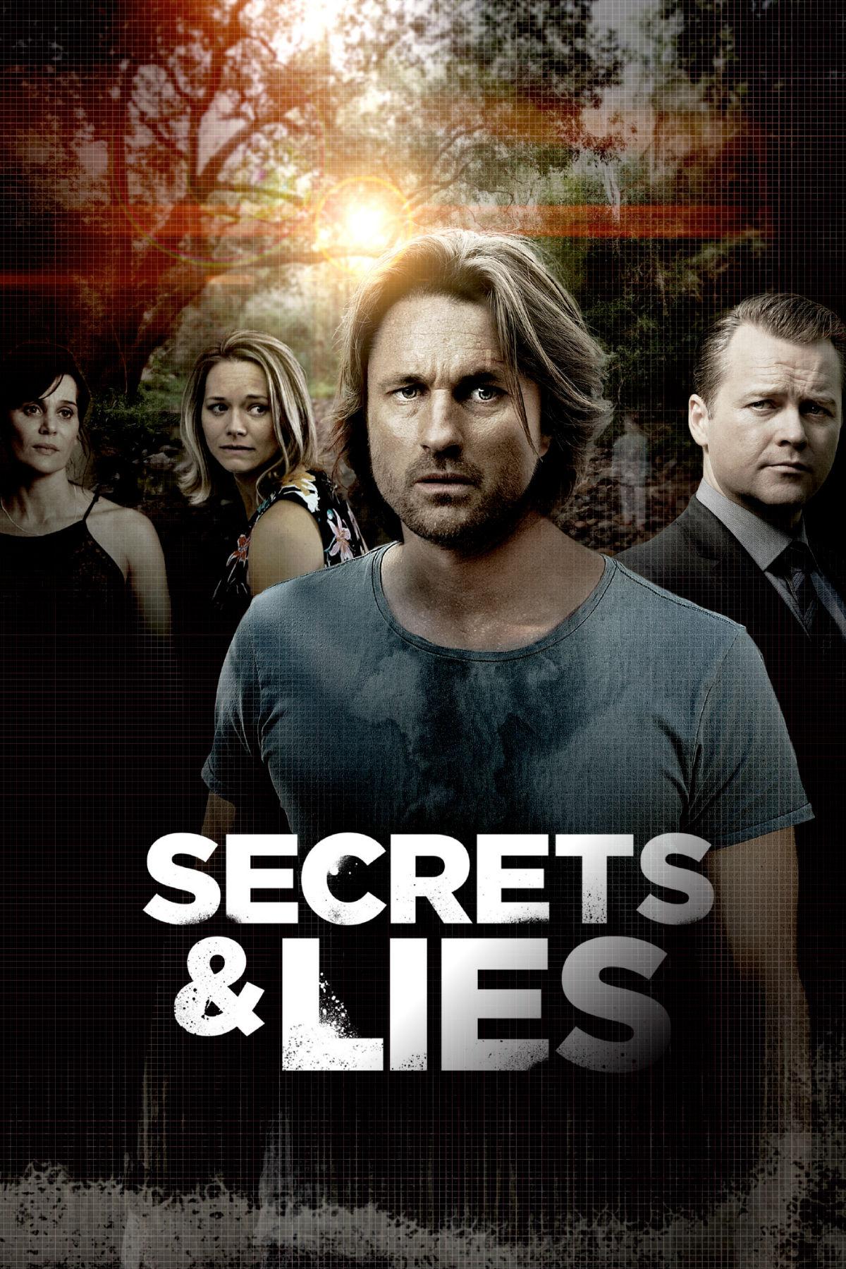 Affiche de la série Secrets and Lies (AU)