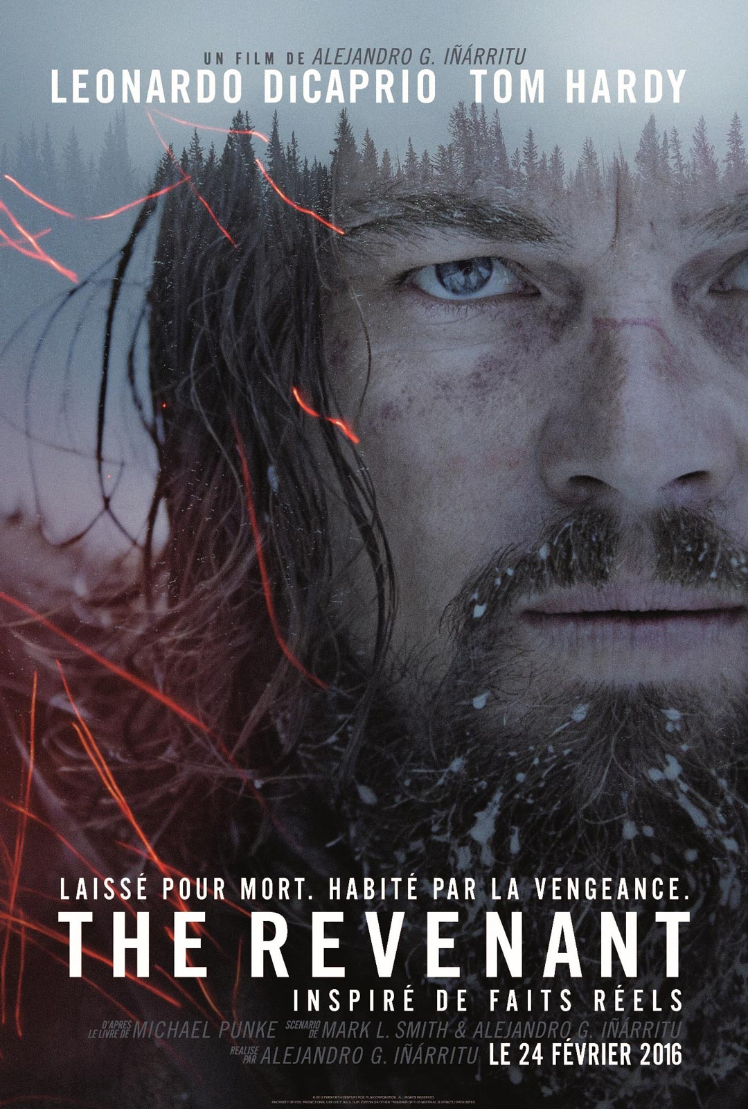 Achat The Revenant en Blu Ray - AlloCiné