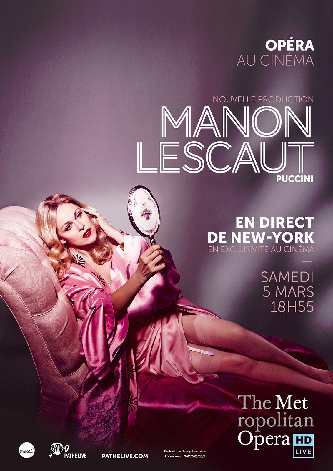 Télécharger Manon Lescaut (Pathé Live) DVDRIP TUREFRENCH