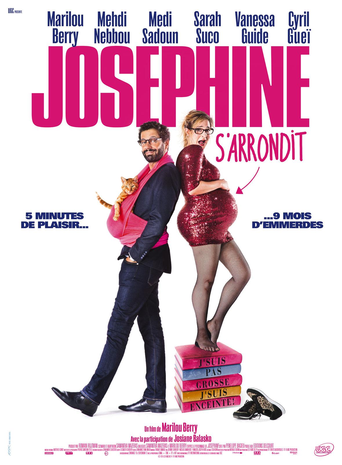 Joséphine s'arrondit ddl