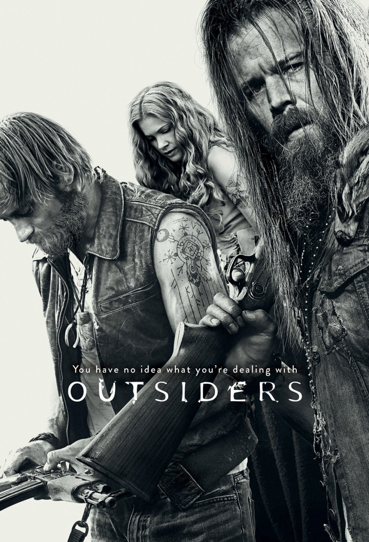 Affiche de la série Outsiders