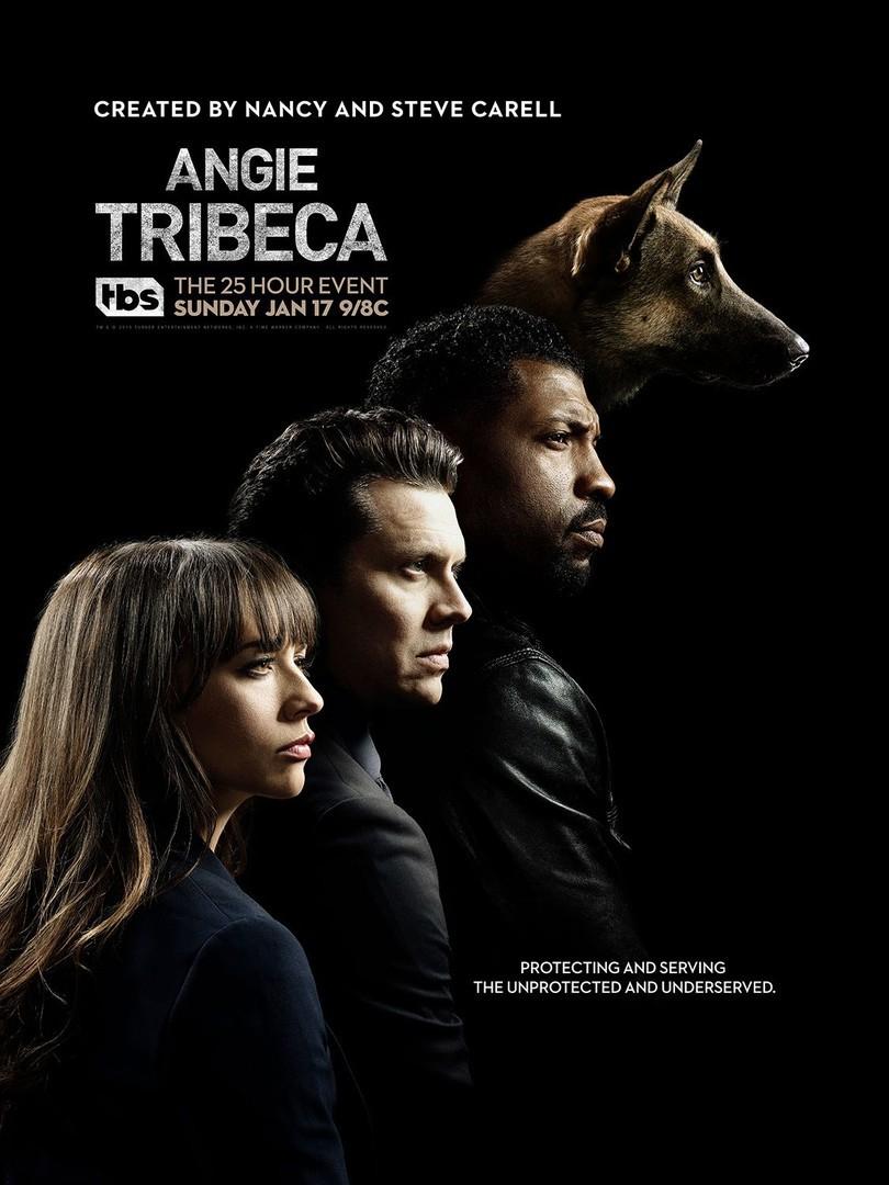 Affiche de la série Angie Tribeca