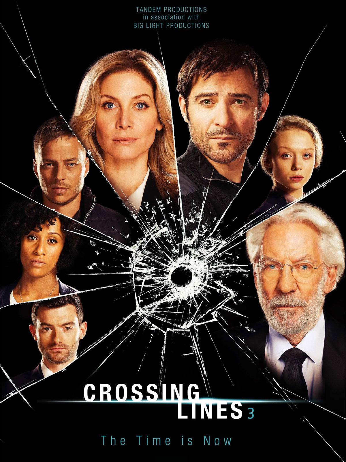 Affiche de la série Crossing Lines
