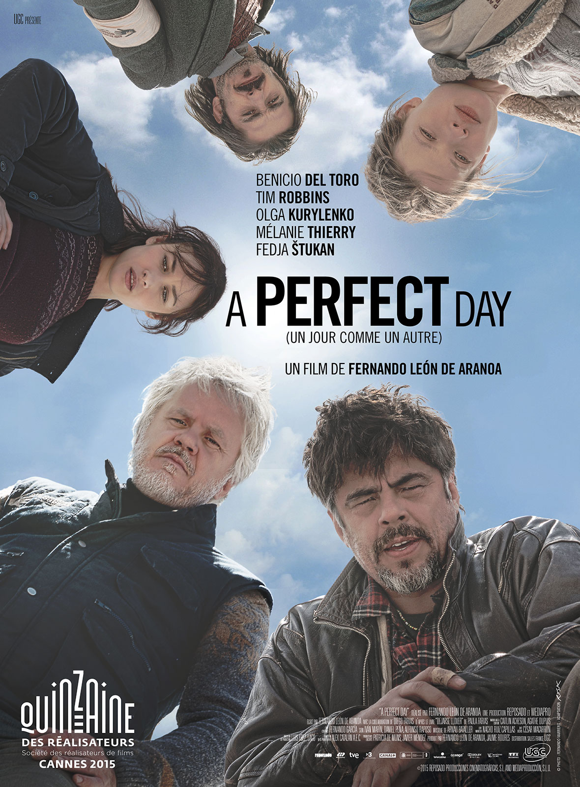 A perfect day, un jour comme un autre ddl