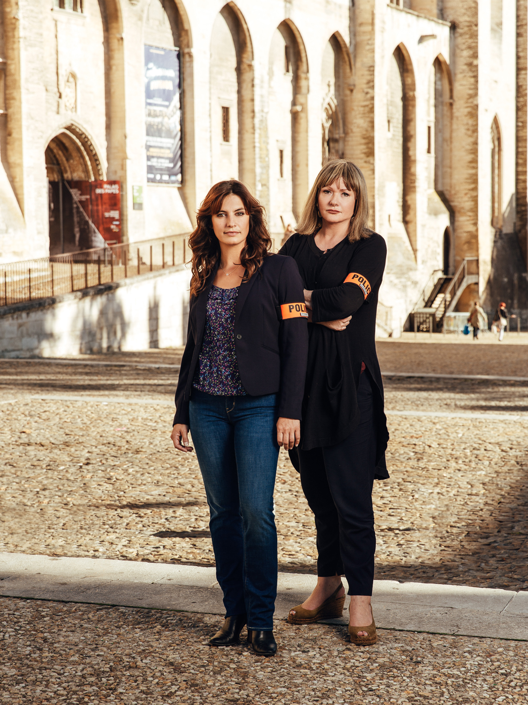 Meurtres à Avignon streaming