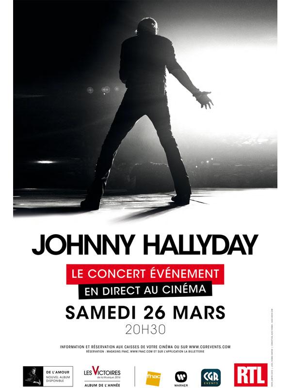 Télécharger Johnny Hallyday – Le concert événement en direct au cinéma ! TUREFRENCH Gratuit