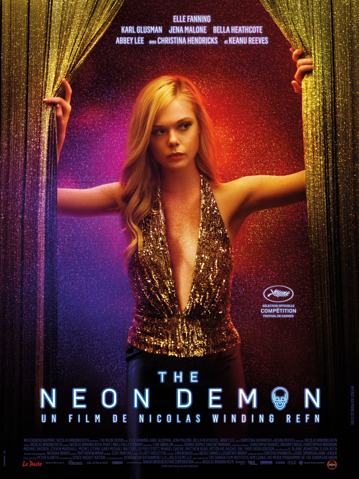 Achat The Neon Demon en Blu Ray - AlloCiné