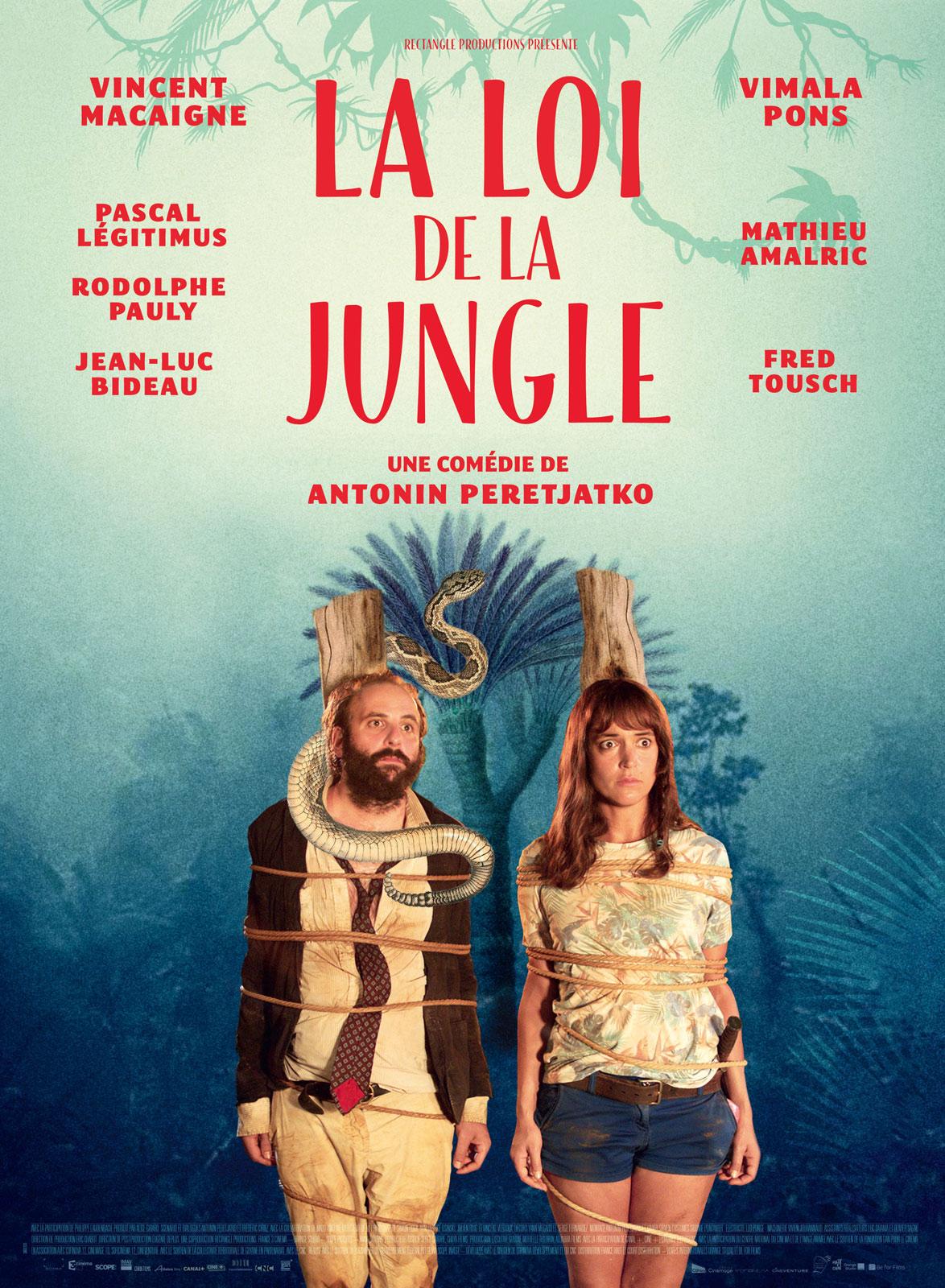 La Loi de la jungle ddl