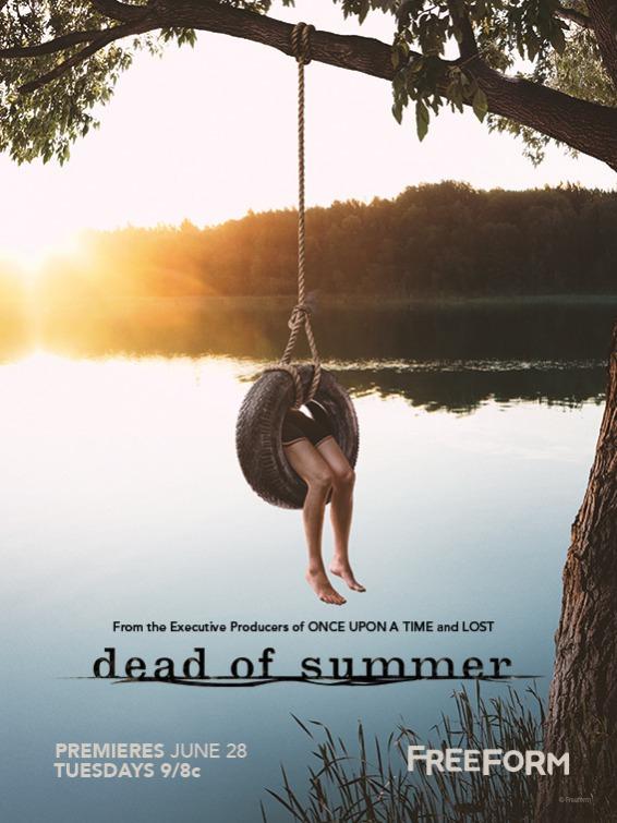 Affiche de la série Dead of Summer