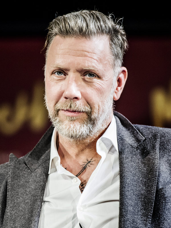 Mikael Persbrandt News