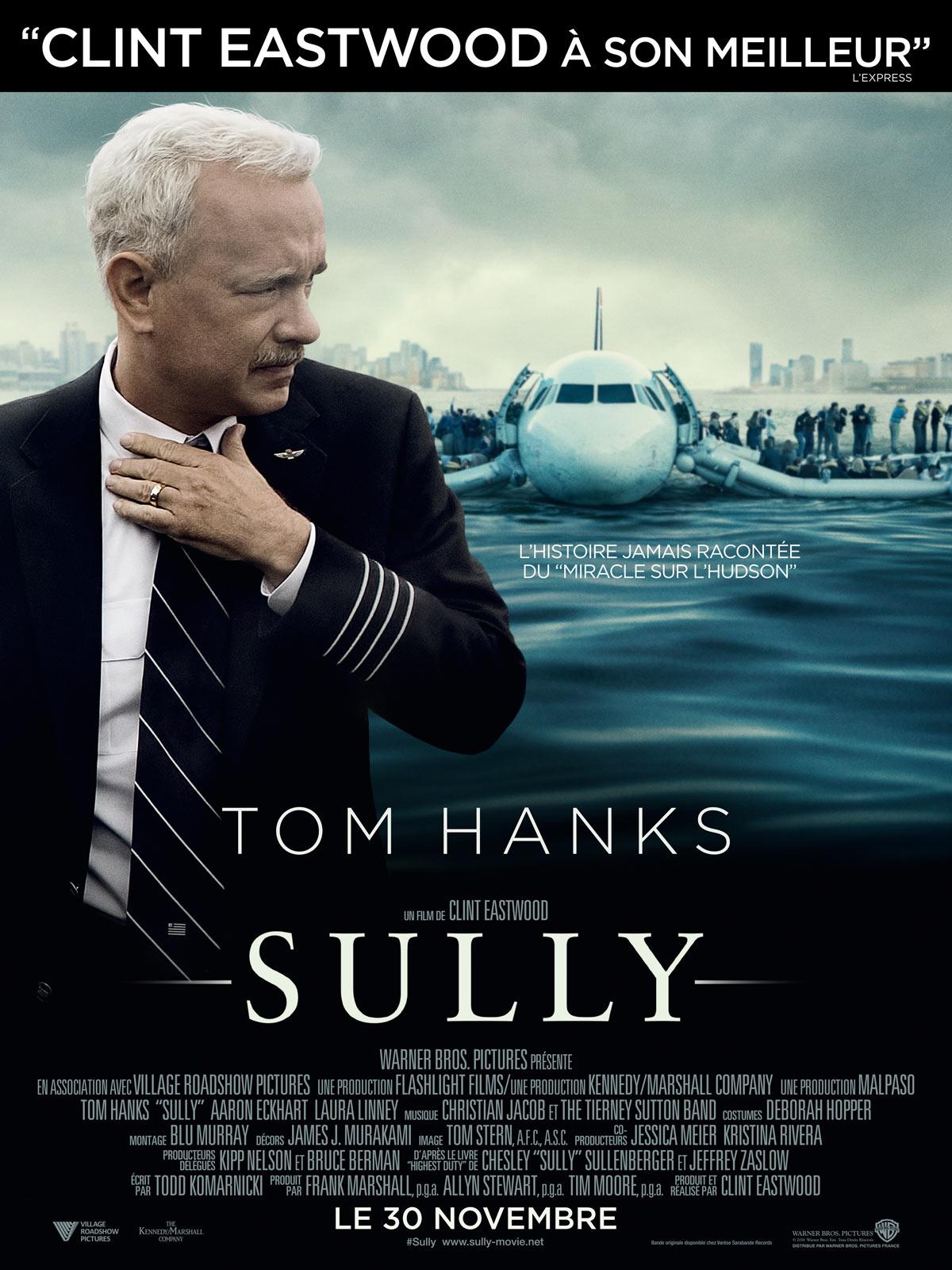 Achat Sully en DVD - AlloCiné