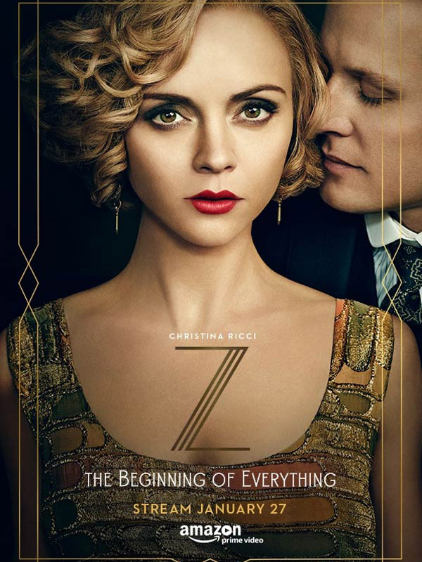 Affiche de la série Z: The Beginning of Everything