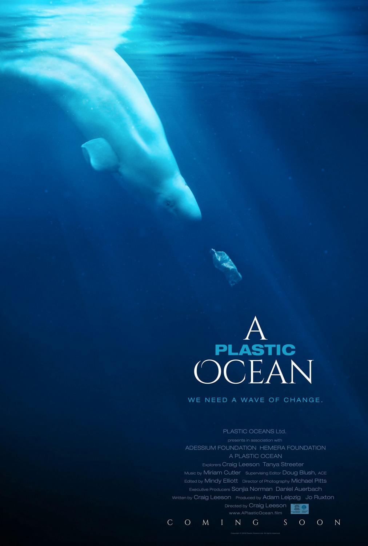 A plastic Ocean - Changeons nos habitudes