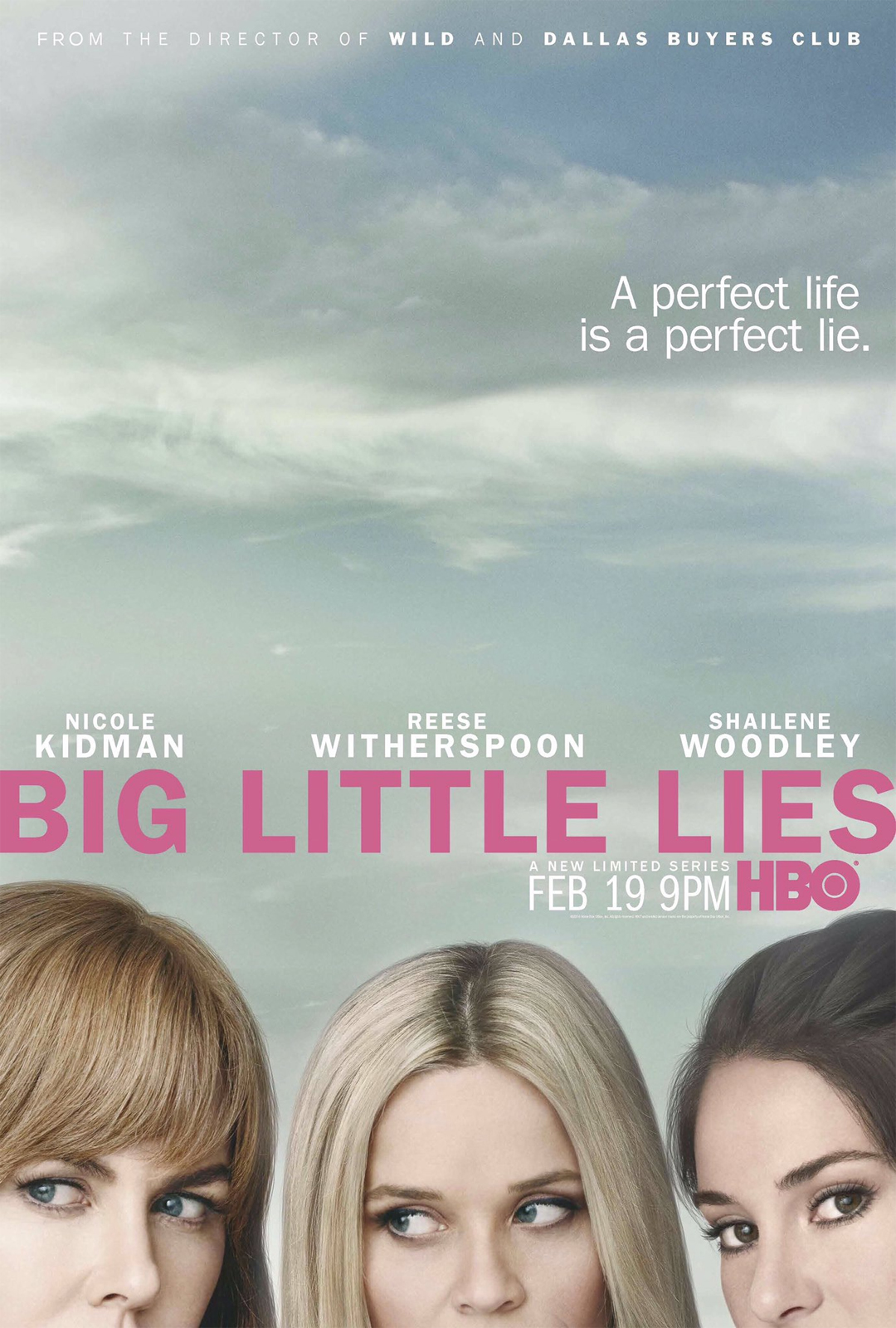 Affiche de la série Big Little Lies
