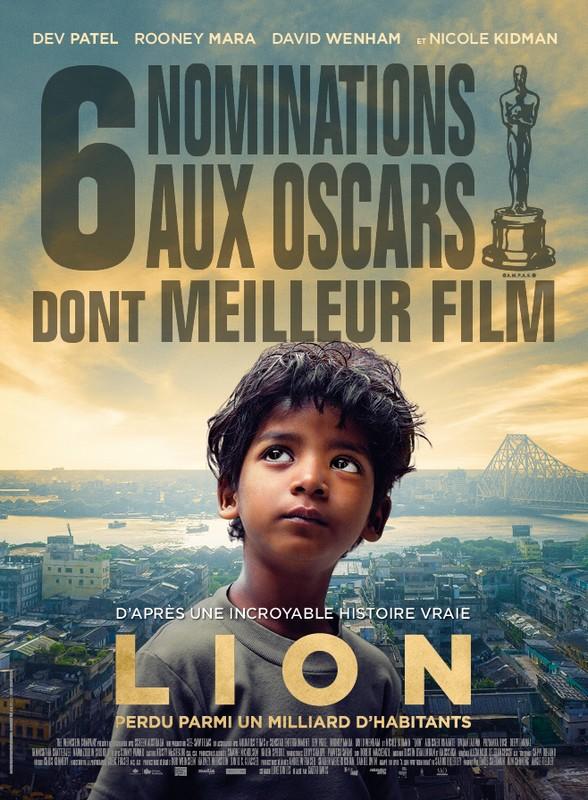 Achat Lion en DVD - AlloCiné