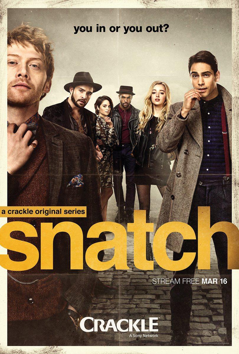 Affiche de la série Snatch