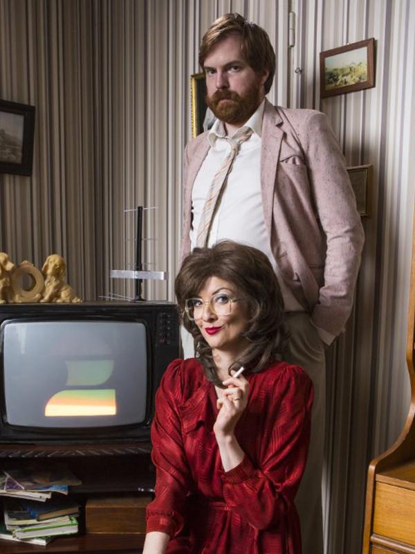 Affiche de la série Bridget & Eamon