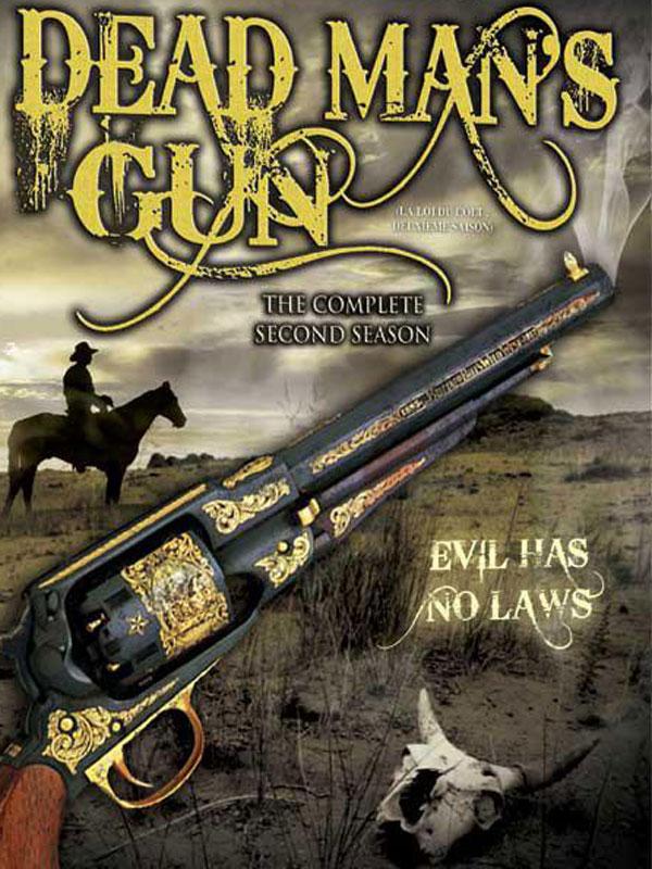 Affiche de la série La Loi du colt