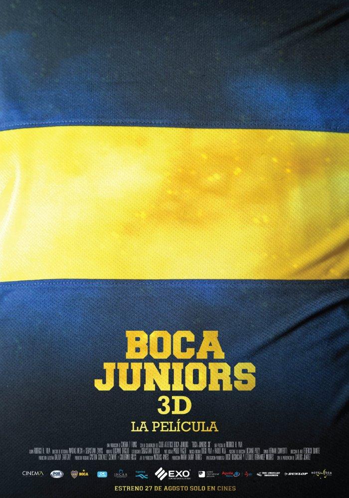 Télécharger Boca Juniors 3D: The Movie