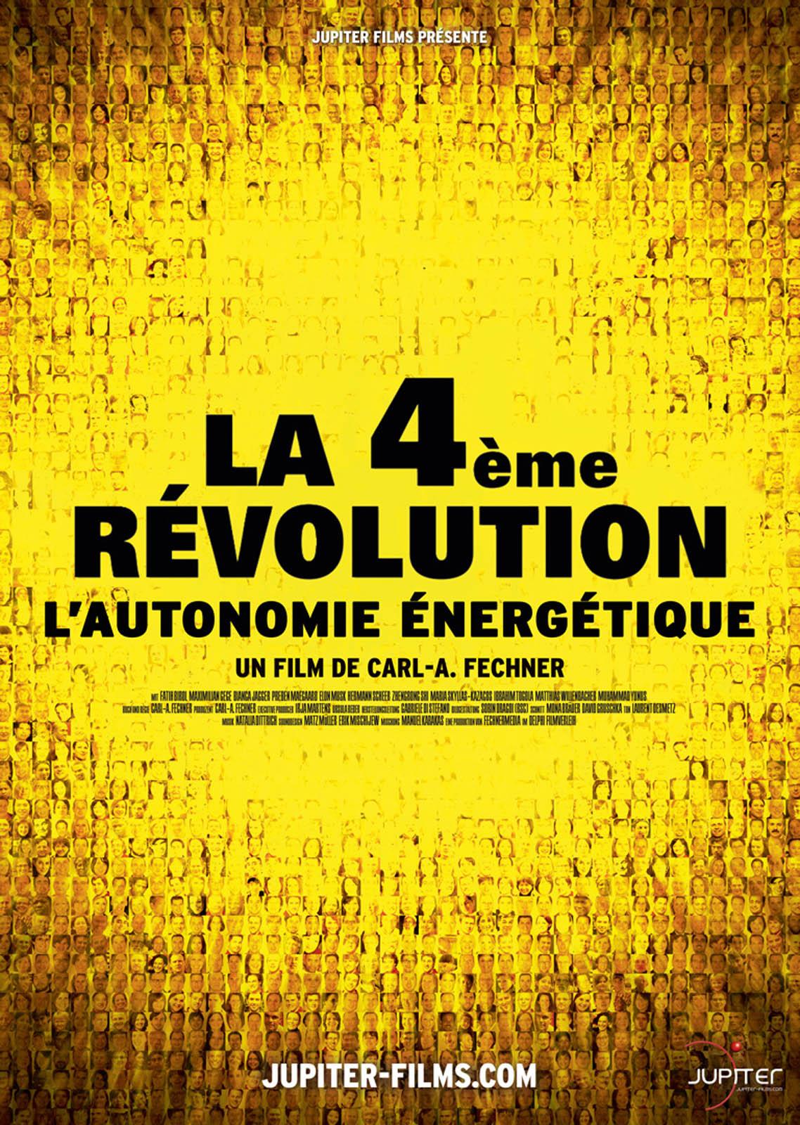 La 4ème Révolution: L'Autonomie Énergétique