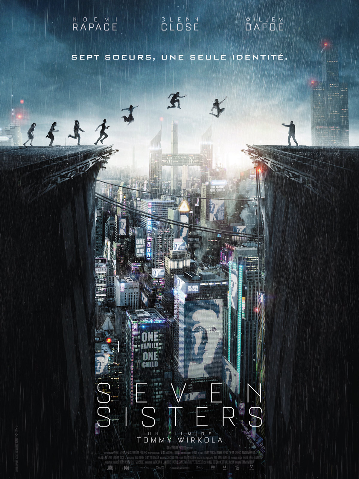 AfficheSeven Sisters