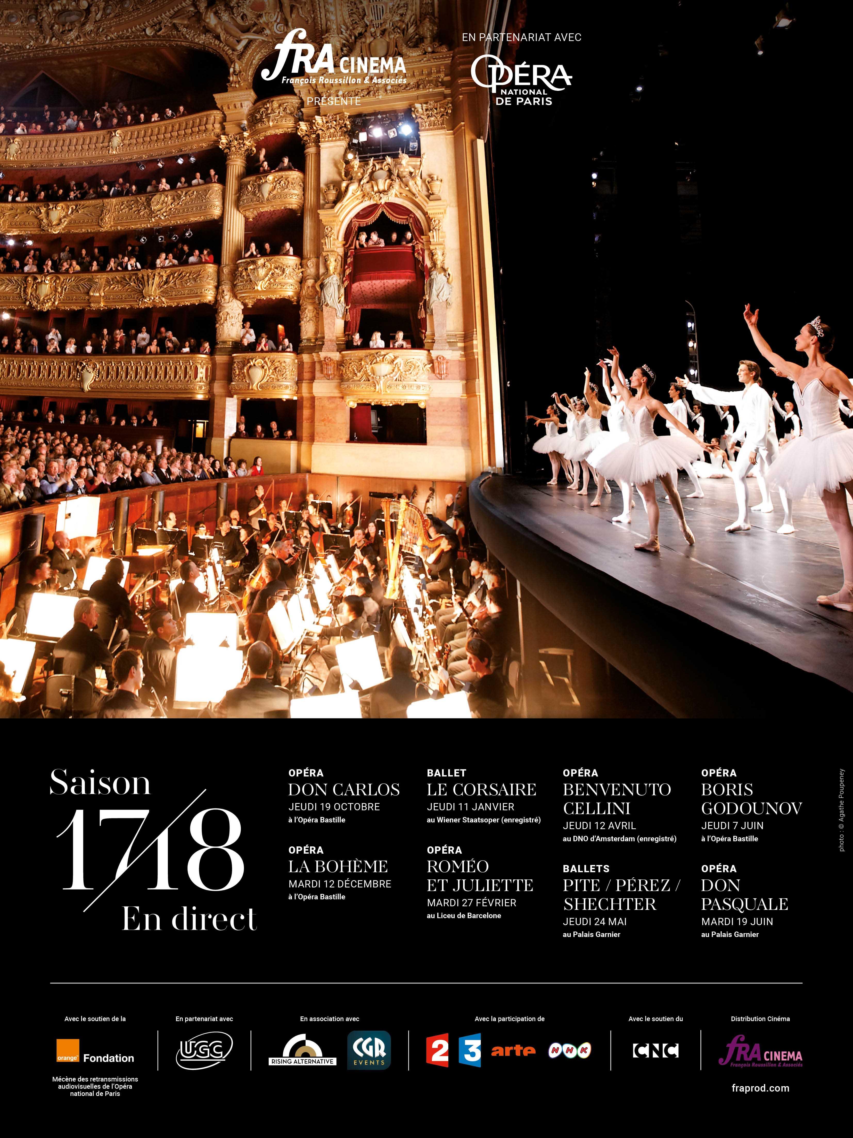 Télécharger Roméo et Juliette (Gran Teatre del Liceu-FRA Cinéma) Complet DVDRIP Uptobox