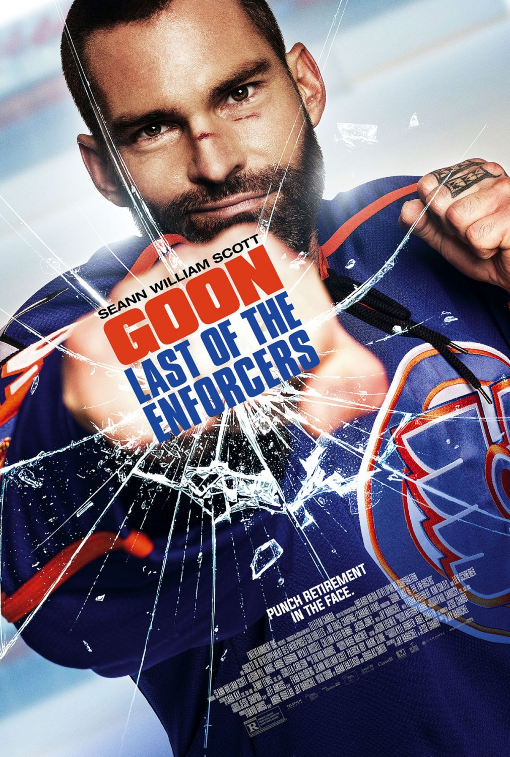Télécharger Goon: Last of the Enforcers DVDRIP VF