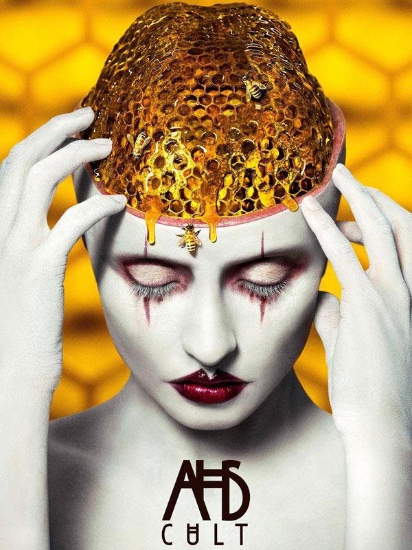 Affiche de la série American Horror Story