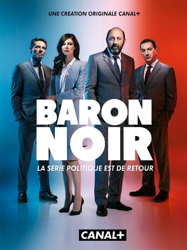 Affiche de la série Baron Noir