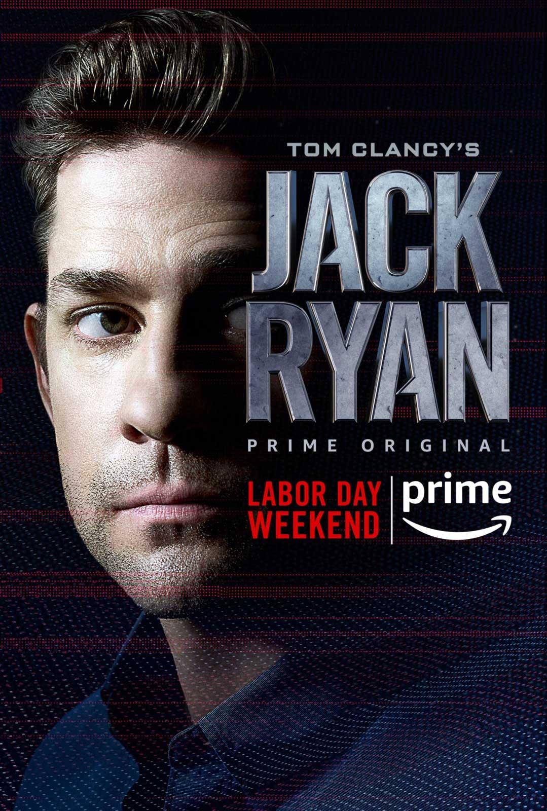 Affiche de la série Jack Ryan