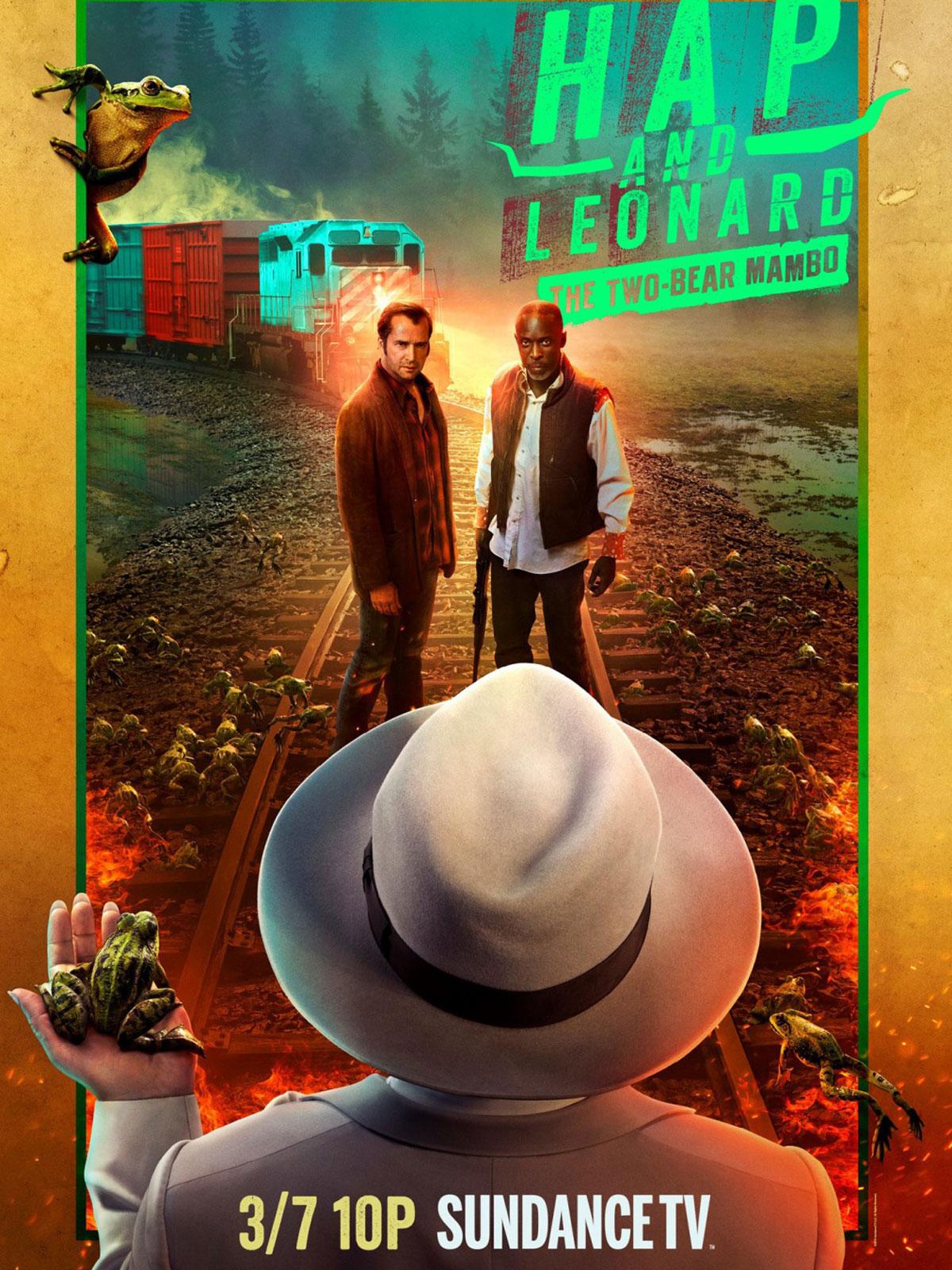Affiche de la série Hap and Leonard
