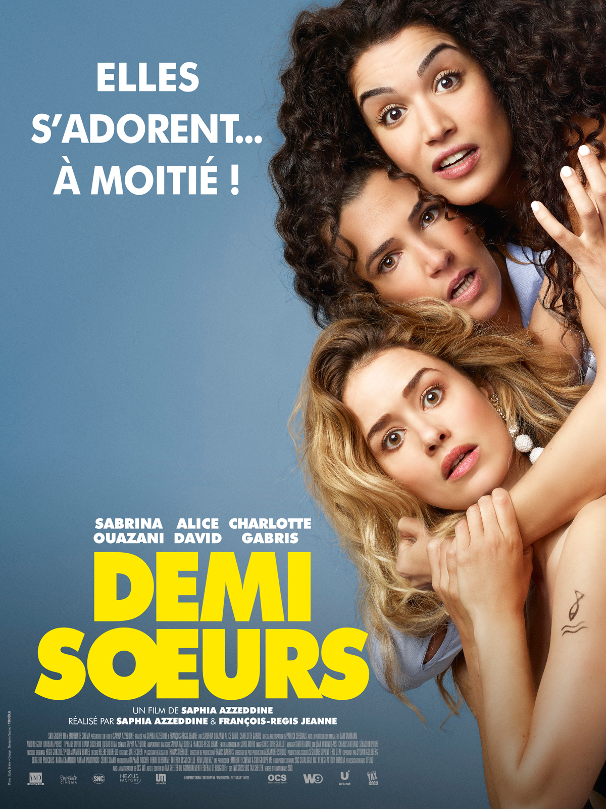 Demi-sœurs FRENCH HDRip