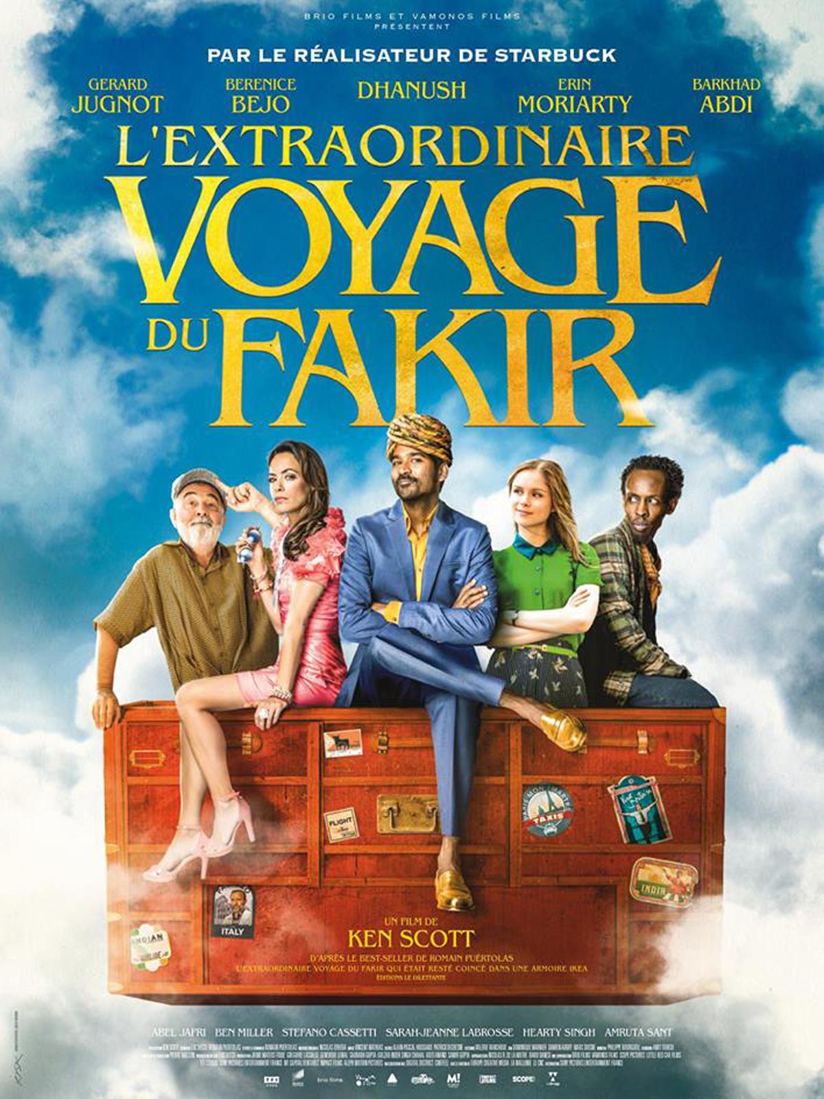 AfficheL'Extraordinaire voyage du Fakir